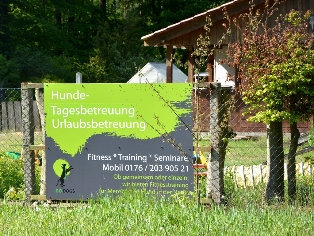 """Hundeschule """"Go Dogs"""", Robert Drobeck in Bernau bei Berlin"""